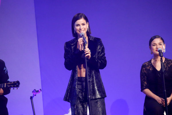 Lena Meyer-Landrut 13. dreamball im WECC Westhafen Event & Convention Center in Berlin am 19.09.2018. Agency People Image (c) Jessica Kassner   *WARNING* STRICTLY NO FAN WEBSITE / NO BLOG / NO FACEBOOK / NO INSTAGRAM / NO SOCIAL WEB USE!  ALL RIGHTS RESERVED!